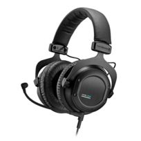 Beyerdynamic - Casque Custom Game Gaming Noir