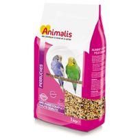 Animalis - Mélange de Graines pour Perruche - 1Kg