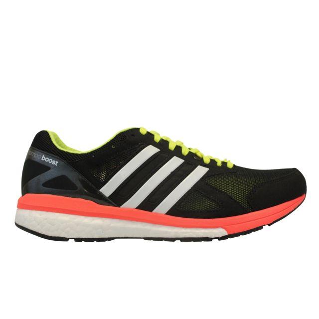 official photos 0608c fea78 Adidas performance - Adizero Tempo 7 Noir - pas cher Achat  Vente  Chaussures running - RueDuCommerce