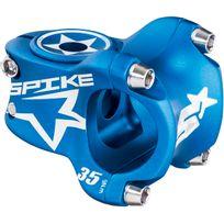 Spank - Spike Race - Potence - Ø 31,8 mm bleu