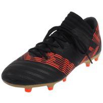 Adidas - Chaussures football lamelles Nemeziz 17.3 fg cblack Noir 76472