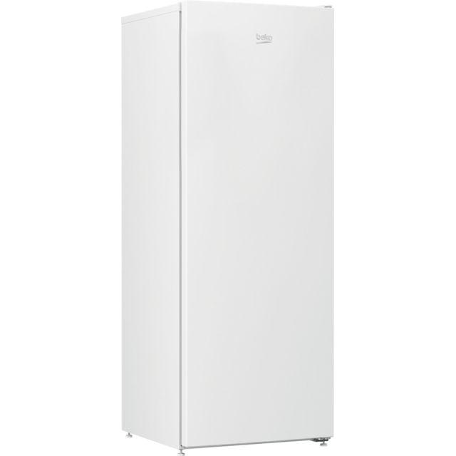 Beko congélateur armoire 54cm 168l nofrost a+ blanc - brfne157e20w
