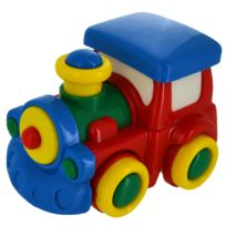 Bebe Decouvertes - Mini véhicules : Train