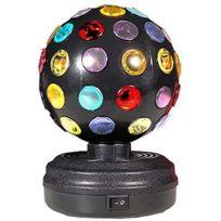 Générique - Jeu de lumière Boule tournante