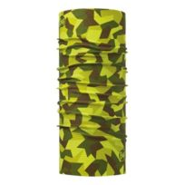 Buff - Original Block Camo Green vert