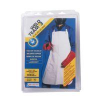 Weld Team - Tablier de protection pour soudure - cuir