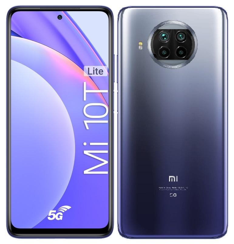 Mi 10T Lite - 5G - 128 Go - Bleu