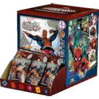 Wizkids - Jeux de société - Dice Masters Vf : Boite De 90 Boosters Amazing Spiderman