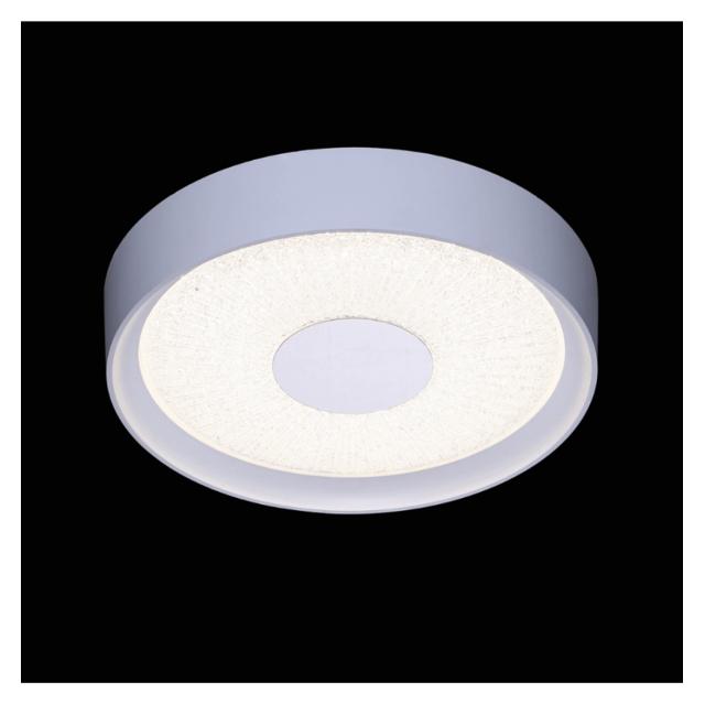 Lustre Plafonnier Spot Led Rond 35 cm - Luciole