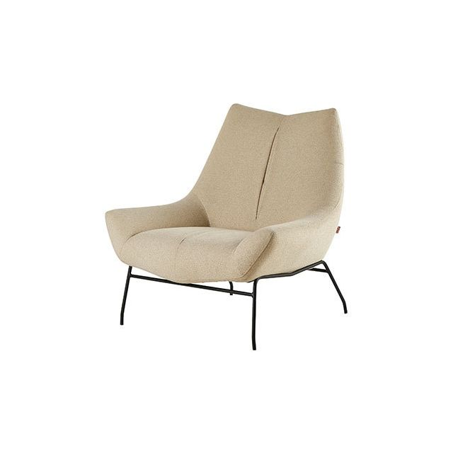 Fauteuil Ordoma 95xH50cm beige