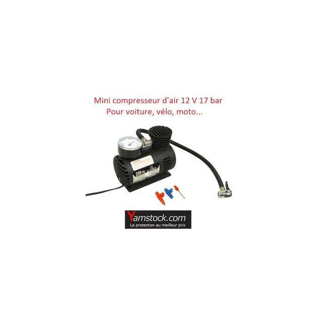 carpoint mini compresseur d 39 air pour voiture 12 v ct. Black Bedroom Furniture Sets. Home Design Ideas