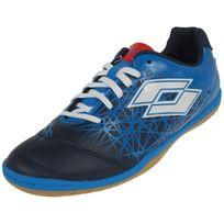 748c029498f Lotto - Chaussures football en salle indoor Lzg 700 futsal Bleu 74843