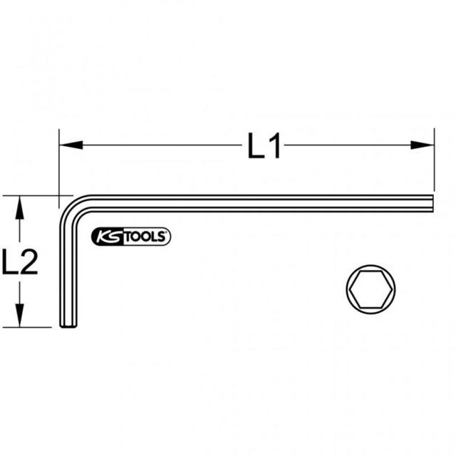 6 pans 18 mm Cl/é m/âle brunie courte
