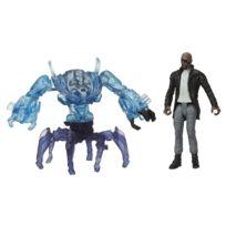 Hasbro - Figurine Avengers : Nick Fury vs Sub-Ultron 007