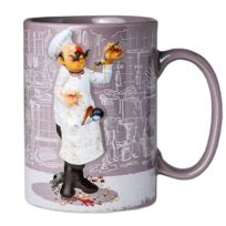 Avenue Of The Stars - Grande Tasse de Collection Guillermo Forchino - Le Cuisinier