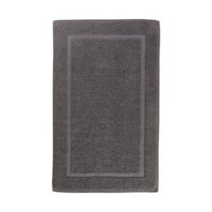 tex home tapis de bain eponge bio gris pas cher achat vente tapis de bain rueducommerce. Black Bedroom Furniture Sets. Home Design Ideas
