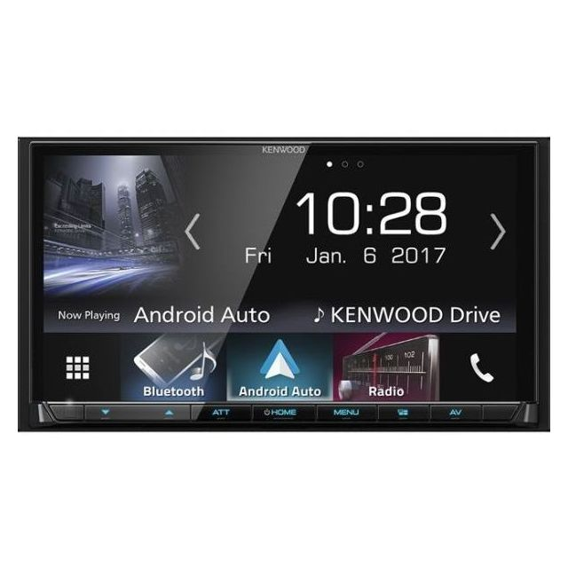 Kenwood Autoradio/VIDEO/GPS Dmx-7017BTS