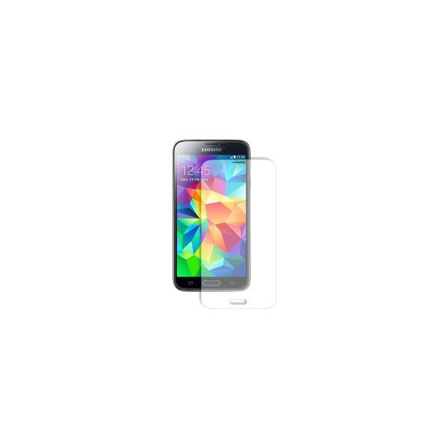 Protège écran en verre trempé pour Samsung Galaxy S5