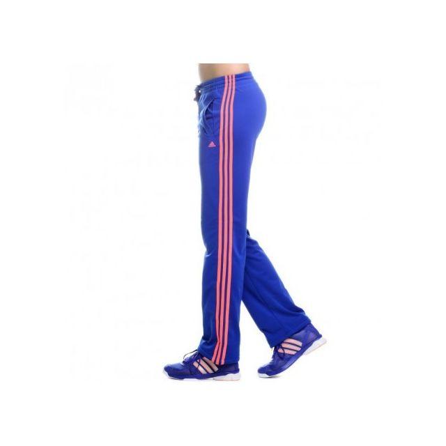 pantalon training femme adidas