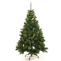 Feerie Christmas - Sapin de Noël artificiel Royal Majestic - H. 150 cm - Vert