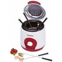 Bestron - friteuse et fondue 1l 800w - adf900