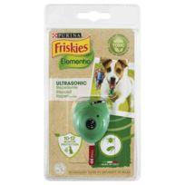 Friskies - Répulsif Elementia Ultrasons contre Puces et Tiques pour Chiens