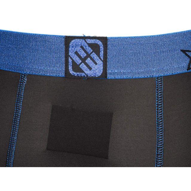 Freegun - Sous vêtement boxer Blacky bleu/noir boxer Noir 26415