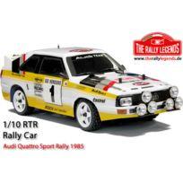 Rally Legends - Audi Quattro Sport 1985 1/10e RTR Rallye Legend