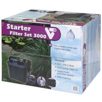 Vimeu-Outillage - Kit de filtration Stater 3 000 VijverTechniek VT