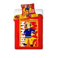 Sam Le Pompier - Parure de lit Rescue