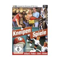 Media Verlagsgesellschaft - Kneipenspiele import allemand