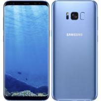 Samsung - Galaxy S8 Plus - 64 Go - Bleu Océan