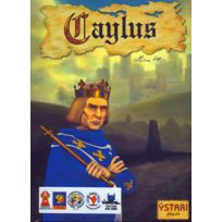 Ystari Games - Jeux de société - Caylus Vf