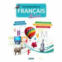 Editions Auzou - Dictionnaire de Français illustré