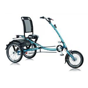 descheemaker velo tricycle adulte trike 16 20 bleu pas cher achat vente v los lectriques. Black Bedroom Furniture Sets. Home Design Ideas