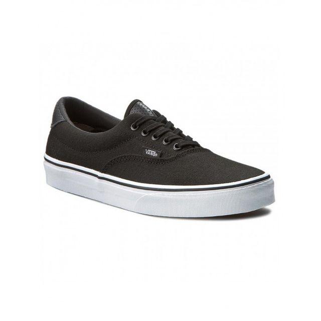 Vans Chaussures U Era 59 C Black True White pas cher