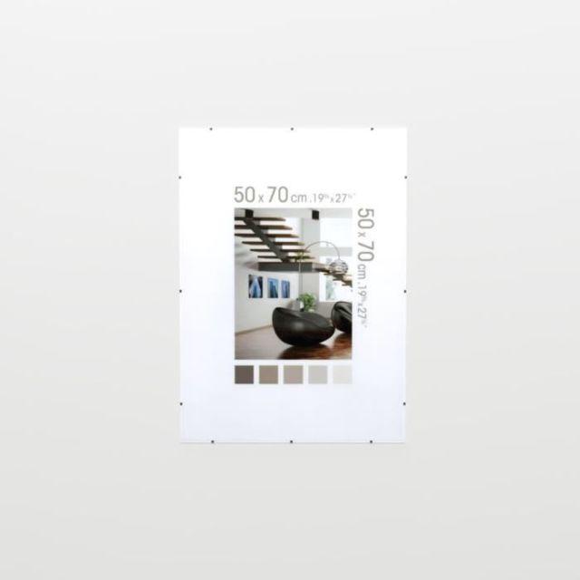 Cadre Photo Imagine Sous Verre 50x70