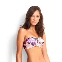 Seafolly Haut de maillot de bain Balconnet Modern Love Pas Cher Obtenir Authentique PsT7fA