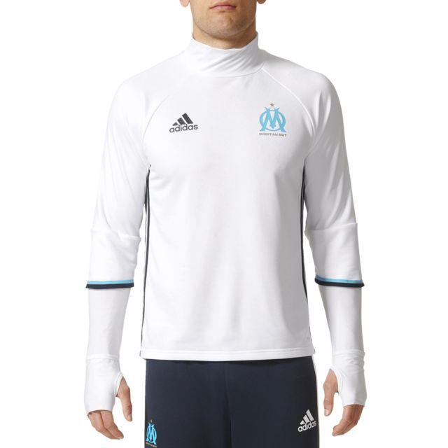 Adidas performance Marseille Haut d'entraînement Olympique