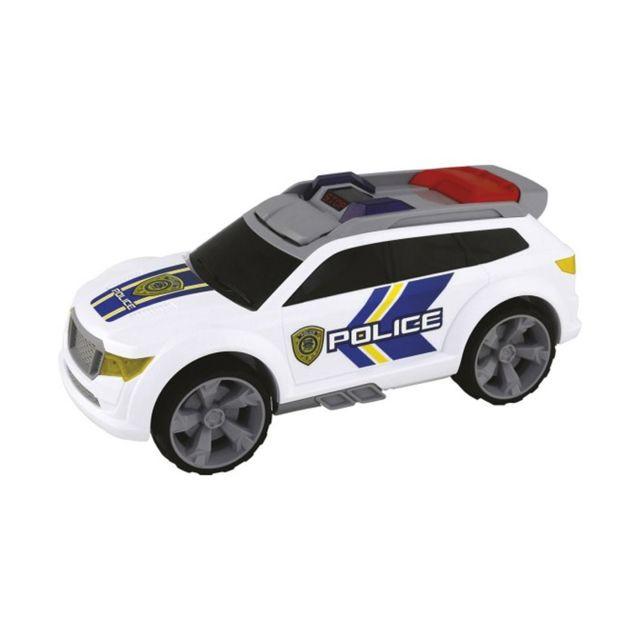 1 VOITURE DE POLICE RADIOCOMMANDEE LUMINEUX 22 CM JOUET