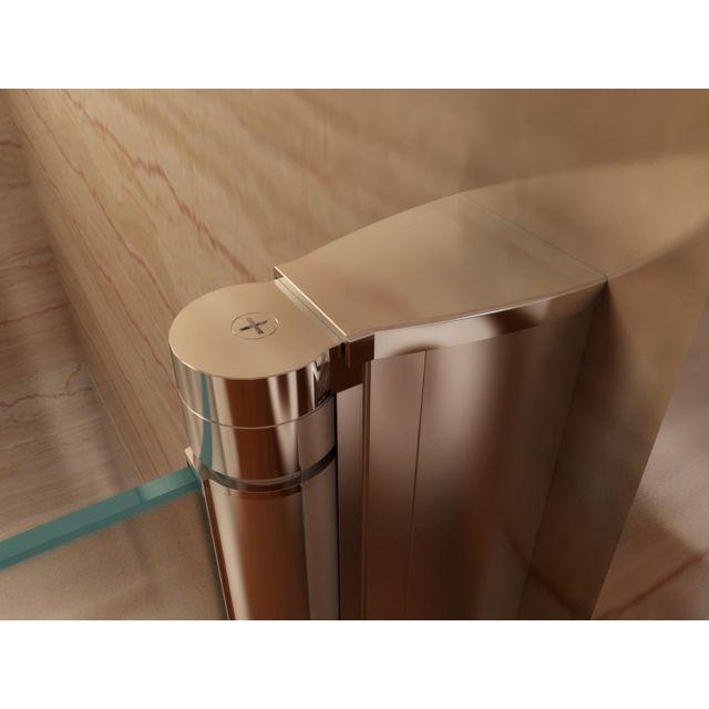 cadentro porte de douche hauteur 185 cm largeur. Black Bedroom Furniture Sets. Home Design Ideas