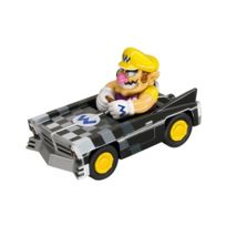 Stadlbauer - Voiture Mario Kart Ds : Wario Brute - Vehicule A Friction - Pull back action