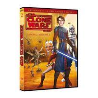 Warner Home Video - Star Wars - The Clone Wars - Saison 2 - Volume 2
