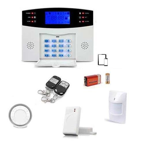 Securitegooddeal - Alarme Gsm sans fil de 99 zones, Easy Box