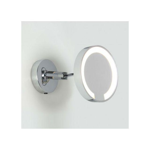 Astro Miroir grossissant salle de bain Catena - Ip44