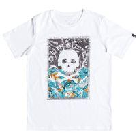 Quiksilver - Classic Danger Beach T-shirt Mc Garçon