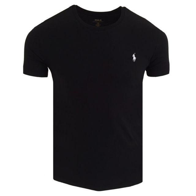 ralph lauren t-shirt noir homme