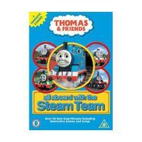 Hit Entertainment - Thomas the Tank Engine: All Ab Import anglais