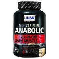 Usn - Prise de Masse Muscle Fuel Anabolique Vanille 2 Kg