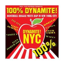 Soul Jazz Records - 100% Dynamite Nyc